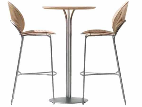 Trinidad taburete de bar by fredericia furniture dise o - Taburete para bar ...