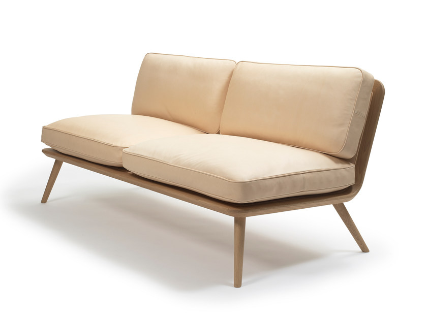 2 seater sofa SPINE LOUNGE | Sofa - FREDERICIA FURNITURE