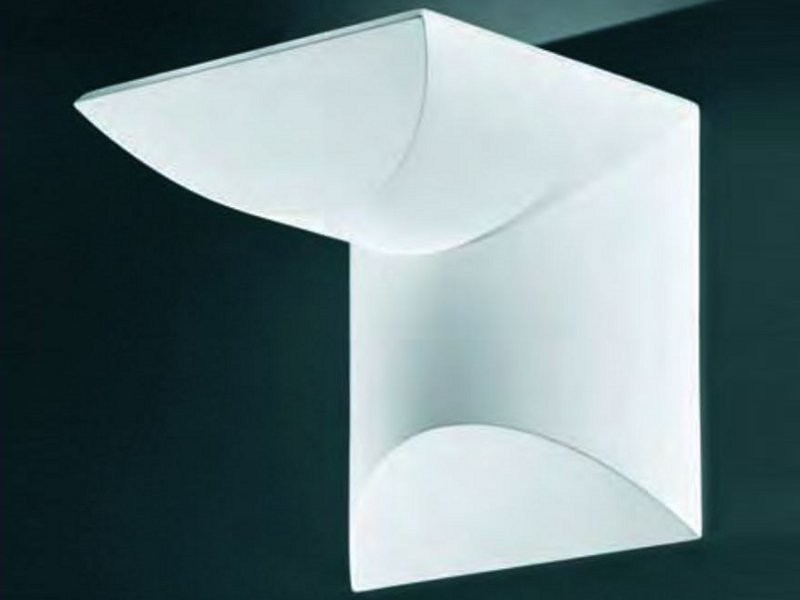 Metal halide wall light TEBE by Buzzi & Buzzi