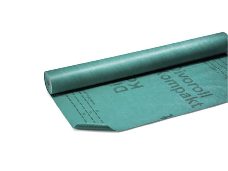 Prefabricated polymer membrane DIVOROLL BRAAS KOMPAKT - MONIER