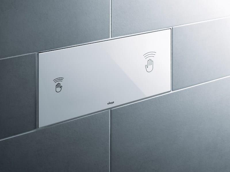 Flush plate VISIGN FOR CARE by Viega Italia