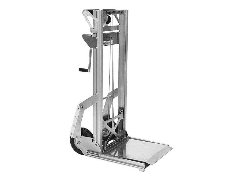 Overhead platform LOAD LIFTER by CTE