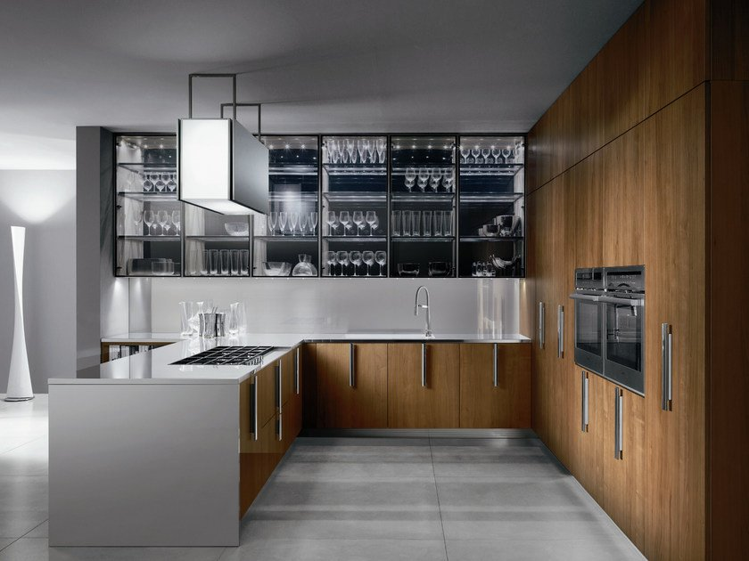 Kitchen BARRIQUE | Steel kitchen - ERNESTOMEDA