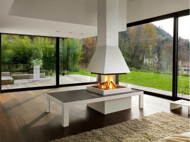 Faïence Fireplace Mantel TALLINN by Piazzetta