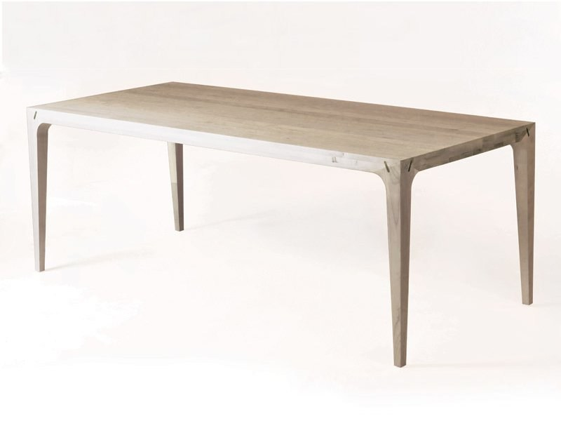 tisch aus ahorn kollektion pegas by artisan design salih. Black Bedroom Furniture Sets. Home Design Ideas
