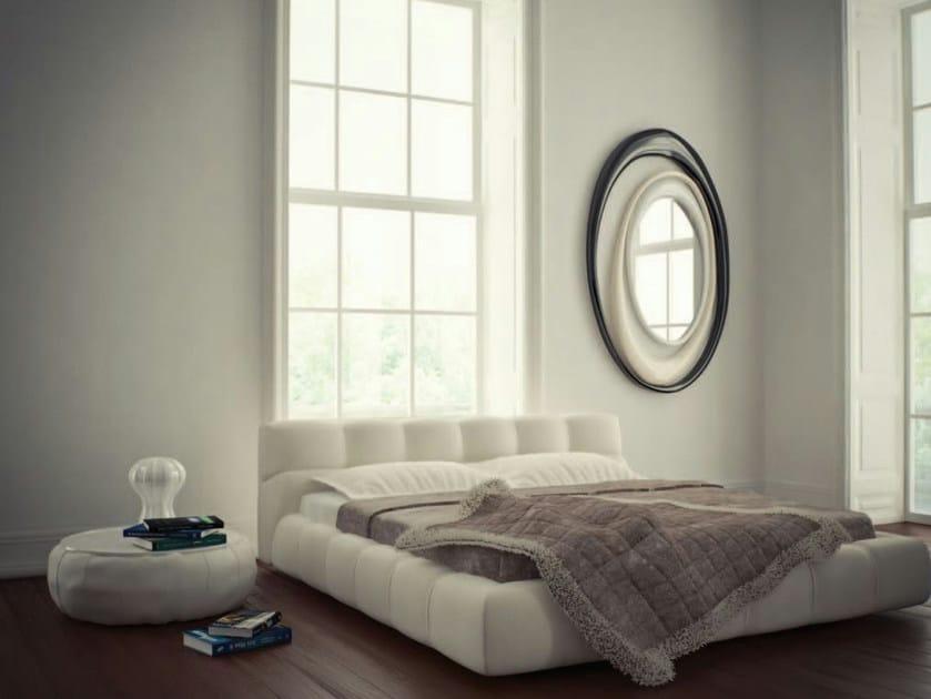 Specchio rotondo a parete full circle by adonis pauli home - Specchio rotondo ...