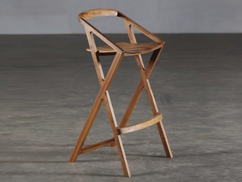 Elm counter stool 7 - Artisan