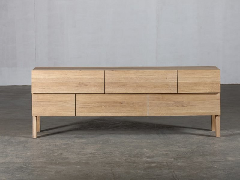 Wooden sideboard TABLAS | Sideboard - Artisan