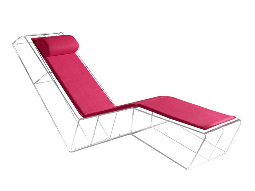 PMMA lounge chair SPACEBOOK - La Maison Turrini