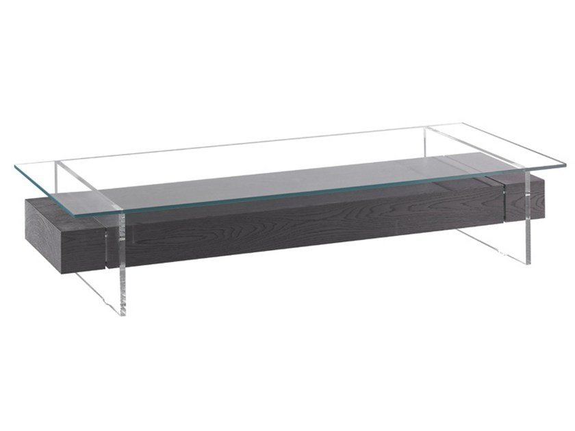 Low rectangular coffee table ÔSMOS | Coffee table - La Maison Turrini