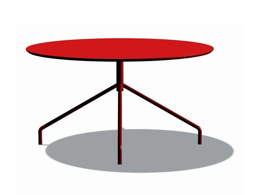 Round coffee table OH! | Coffee table - ENEA