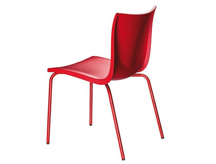 Stackable polypropylene chair TALKY | Chair - ENEA