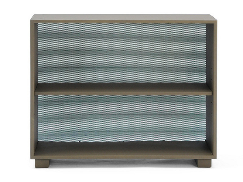 Lacquered steel office shelving DIAMANT | Office shelving by Tolix