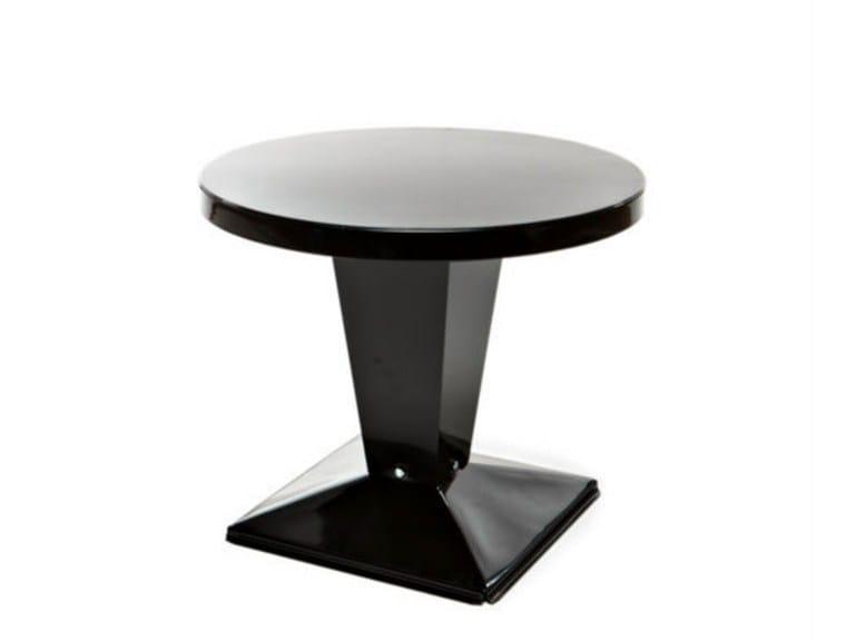 Round metal coffee table KUB | Round coffee table - Tolix Steel Design