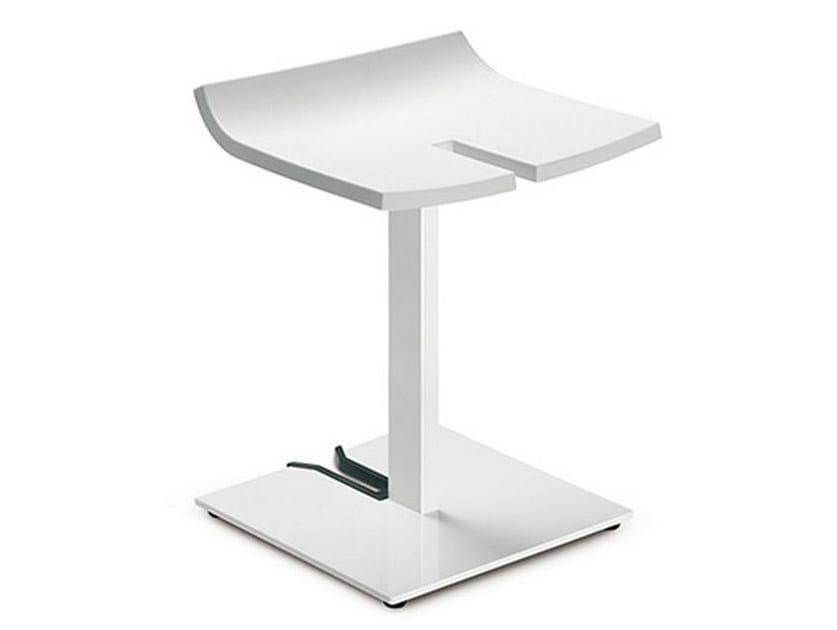 Stackable polypropylene stool STACKY - ENEA