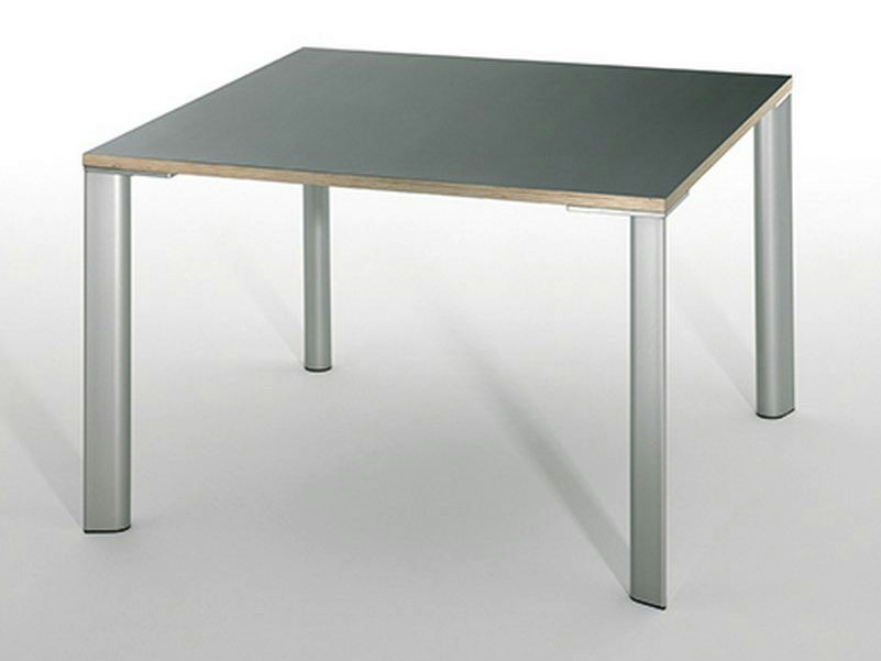 Melamine contract table DIRECT SYSTEM - ENEA