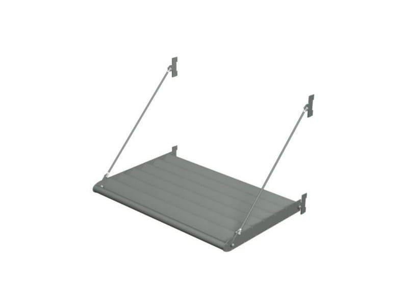 sistema frangisole in alluminio brise soleil 100. Black Bedroom Furniture Sets. Home Design Ideas