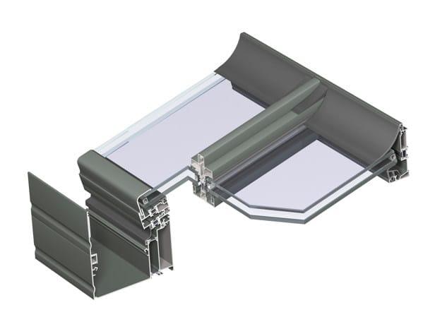 Aluminium Veranda Thermo Roof 200 - Reynaers Aluminium