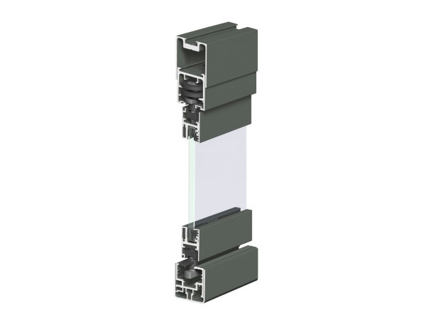 Aluminium patio door Glass Patio 51 - Reynaers Aluminium