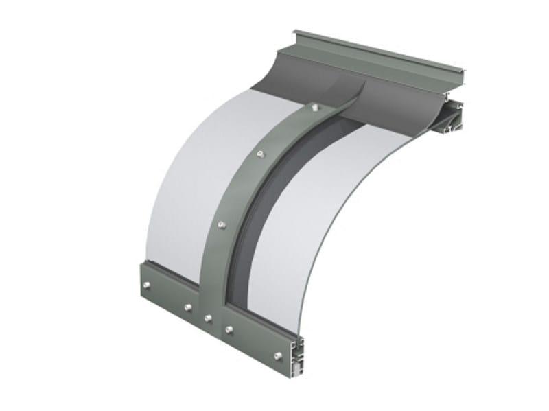 Roof system Cintro - Reynaers Aluminium