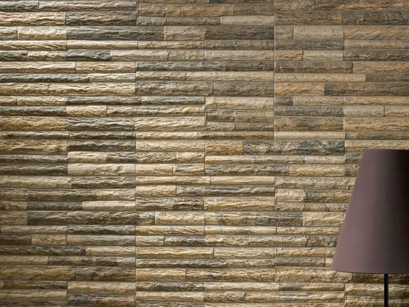 Porcelain stoneware wall tiles ORISSA - REALONDA