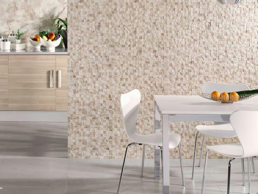Porcelain stoneware mosaic FLORIDA - REALONDA