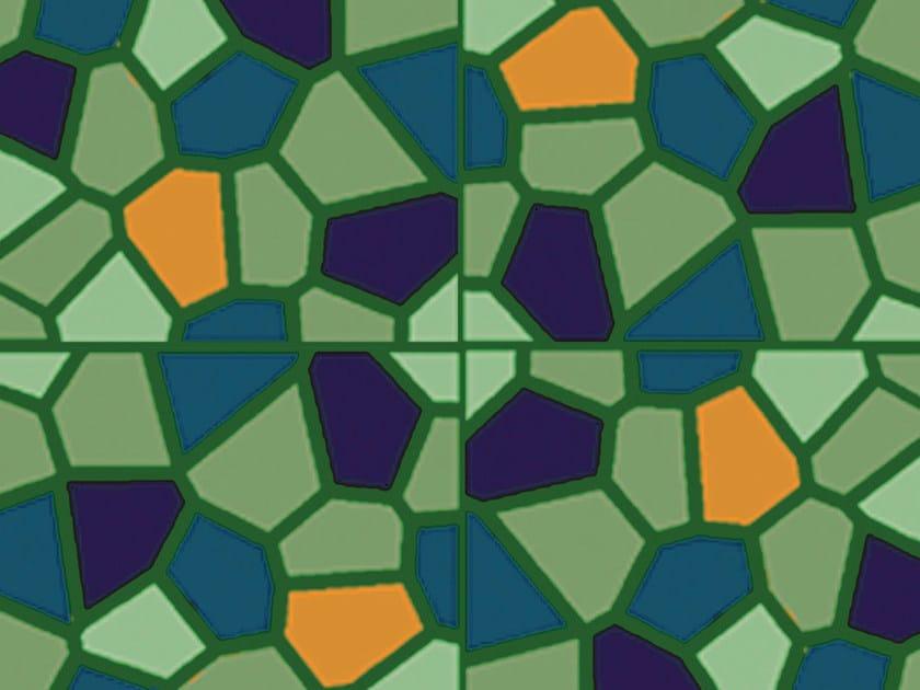 Resilient flooring RIFLESSO by TECNOFLOOR