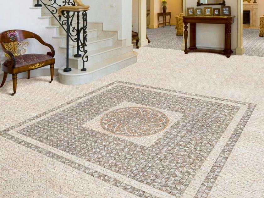 Mosaico in gres porcellanato agadir realonda for Mosaici e marmi per pavimenti e rivestimenti