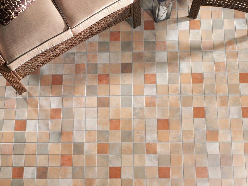 Porcelain stoneware flooring DUBLIN - REALONDA