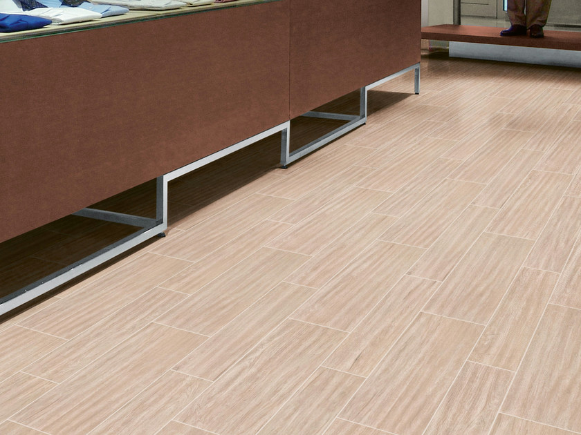 Pavimento in gres porcellanato effetto legno nairobi by for Ceramica imitacion parquet
