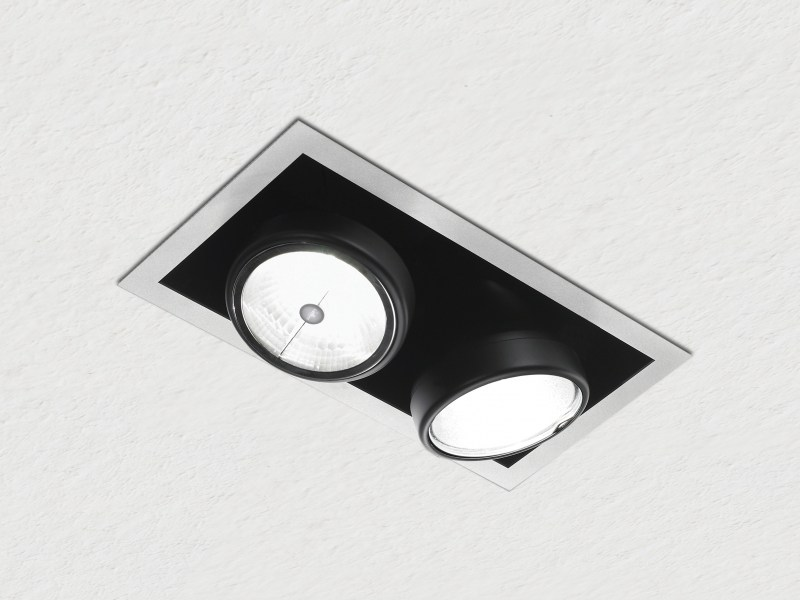 Recessed adjustable spotlight BKK - LUCIFERO'S