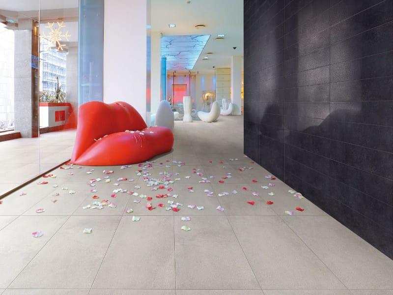 Pavimento rivestimento in gres porcellanato sottile by - Casalgrande padana gres porcellanato ...