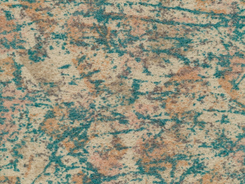 Resilient flooring MOSS by TECNOFLOOR
