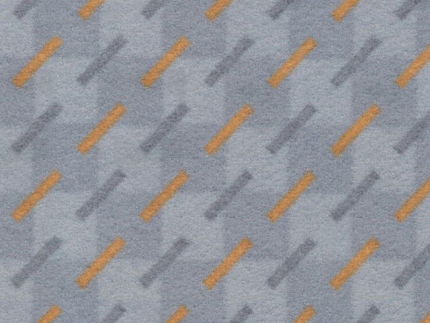 Resilient flooring ASTER by TECNOFLOOR