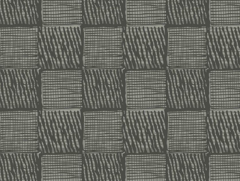 Resilient flooring CANVAS by TECNOFLOOR