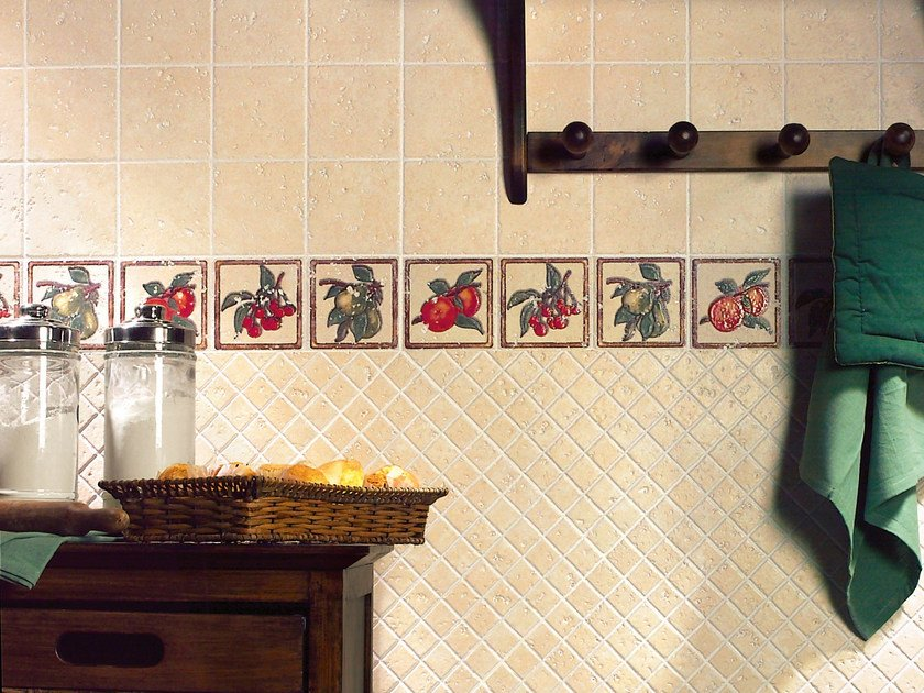 Red-paste wall/floor tiles ESTELLA by REALONDA