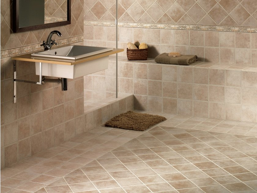 Red-paste wall/floor tiles CABBOT - REALONDA
