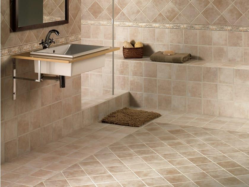 Red-paste wall/floor tiles CABBOT - REALONDA