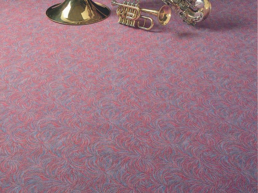 Resilient flooring TUFT - TECNOFLOOR Industria Chimica