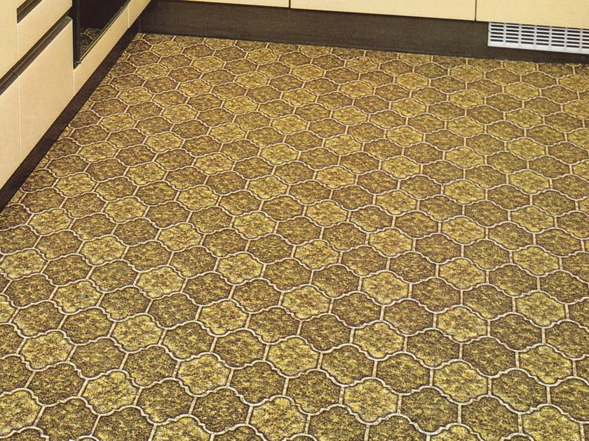 Resilient flooring CATANIA by TECNOFLOOR