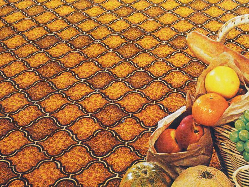 Resilient flooring SALERNO by TECNOFLOOR