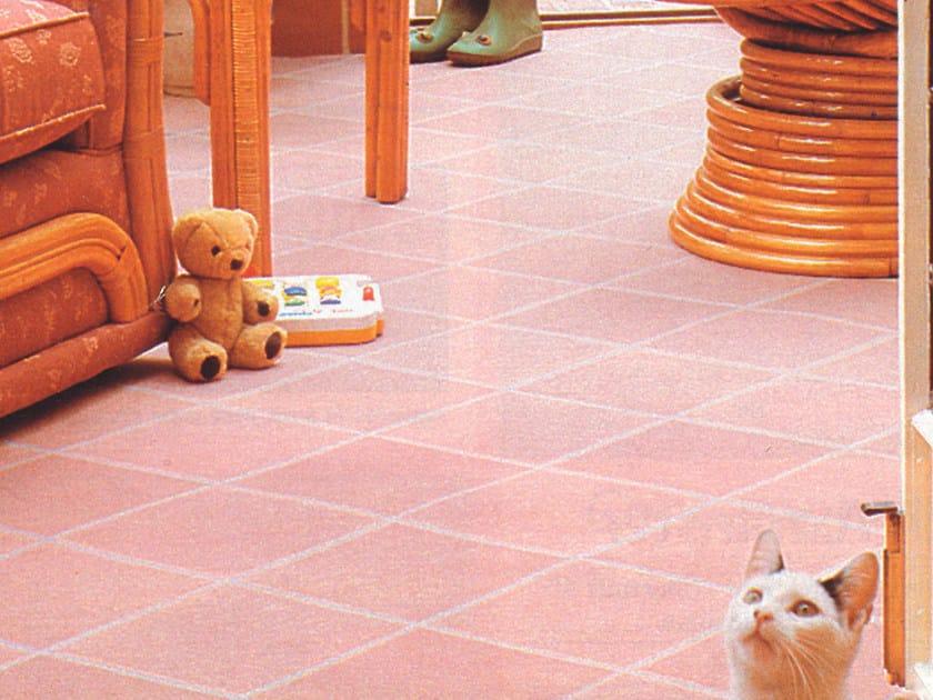 Resilient flooring TERRE TOSCANE by TECNOFLOOR