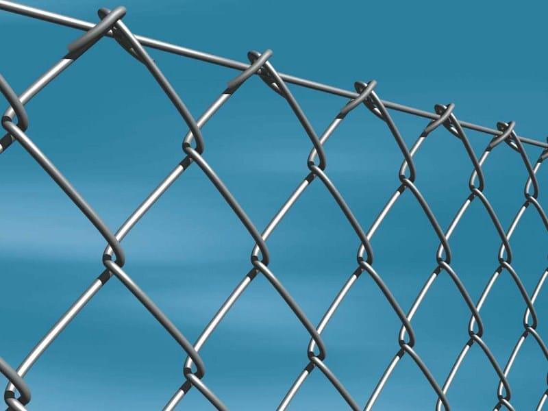Galvanized steel Fence GALVANIZED CHAINLINK - Gruppo CAVATORTA