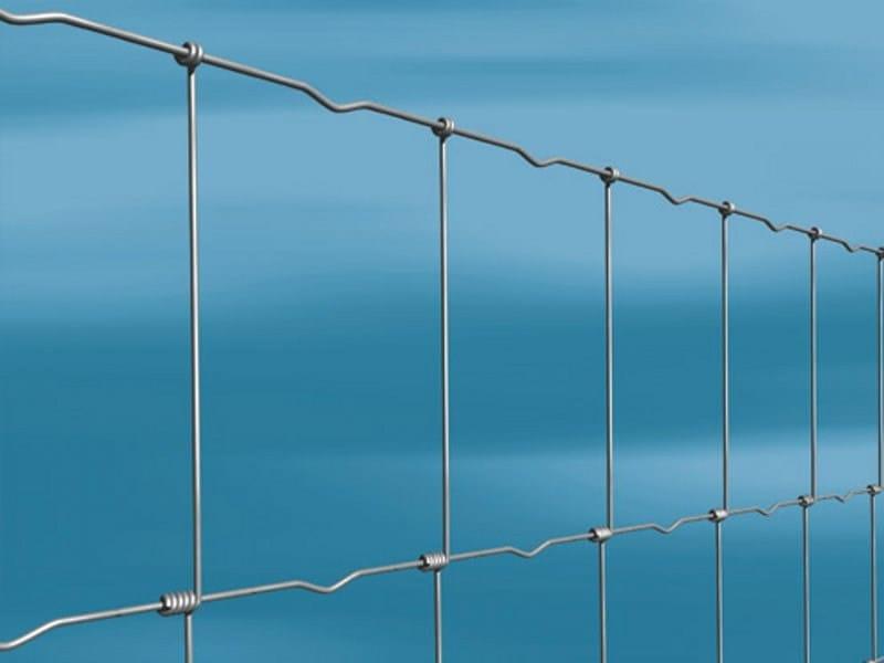 Galvanized steel Fence NODAFORT - Gruppo CAVATORTA