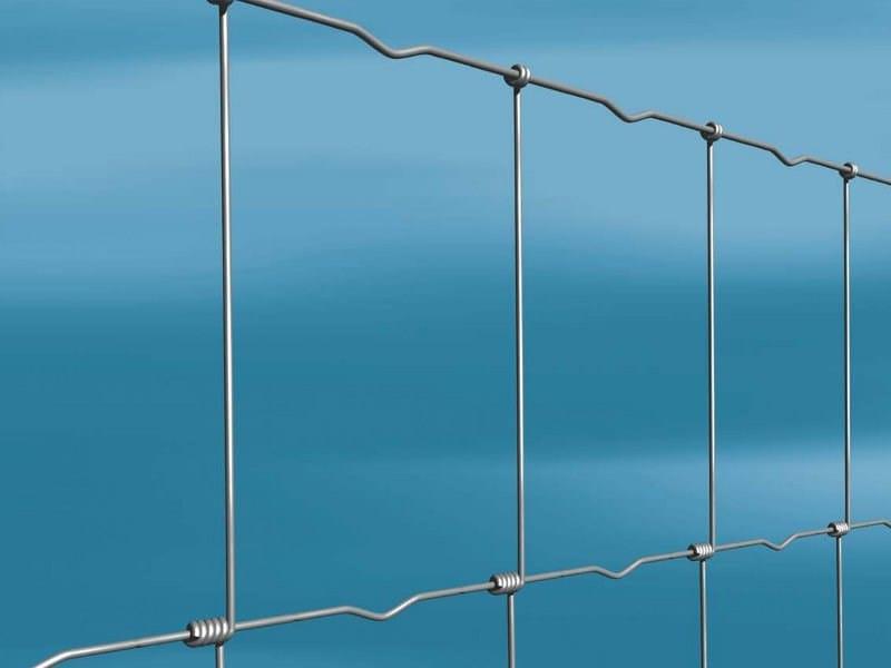 Galvanized steel Fence NODAGRI - Gruppo CAVATORTA