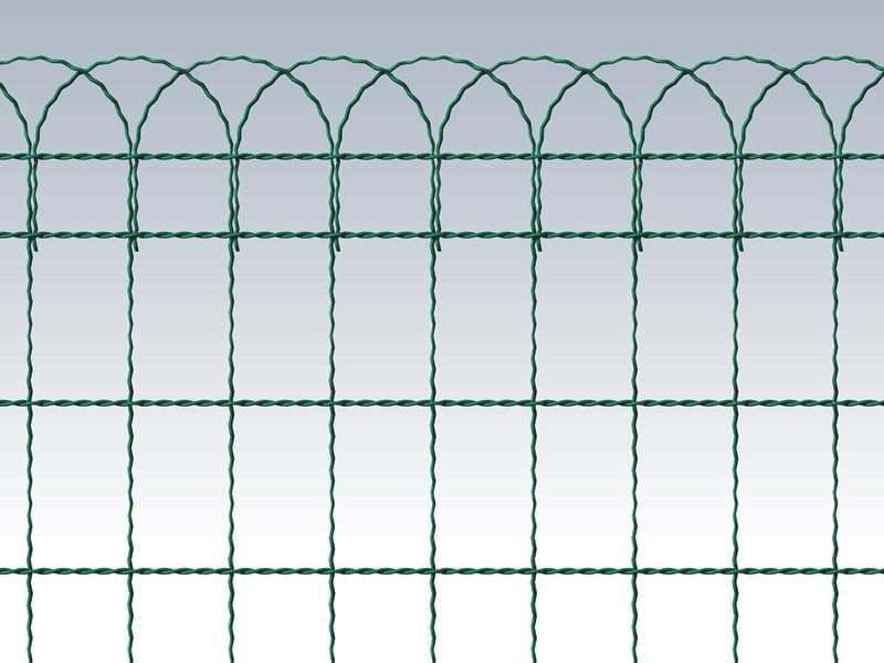 Plasticized wire mesh Fence ARCOPLAX BRICOLINE 10 M - Gruppo CAVATORTA