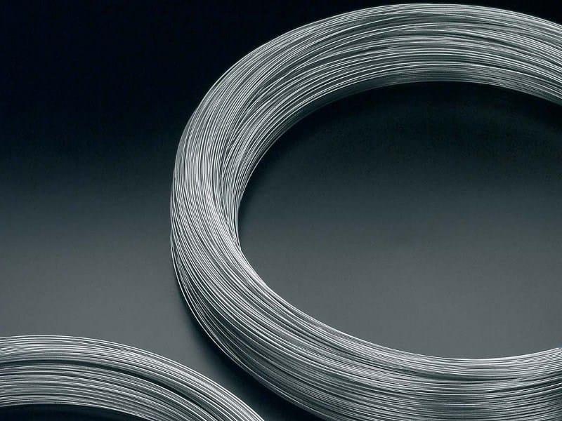 Galvanized steel Barbed wire, drawn steel wire GALVANIZED WIRE - Gruppo CAVATORTA