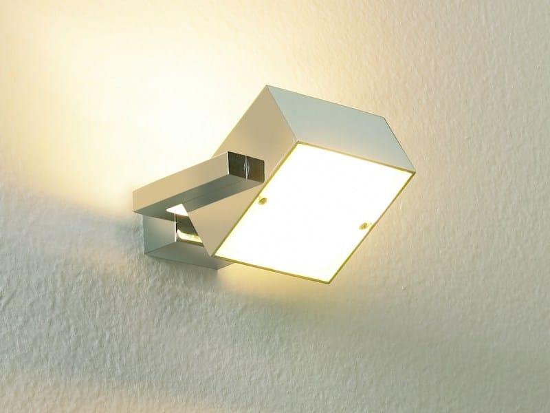 Direct light adjustable wall light MINIPLANET | Wall light - LUCIFERO'S