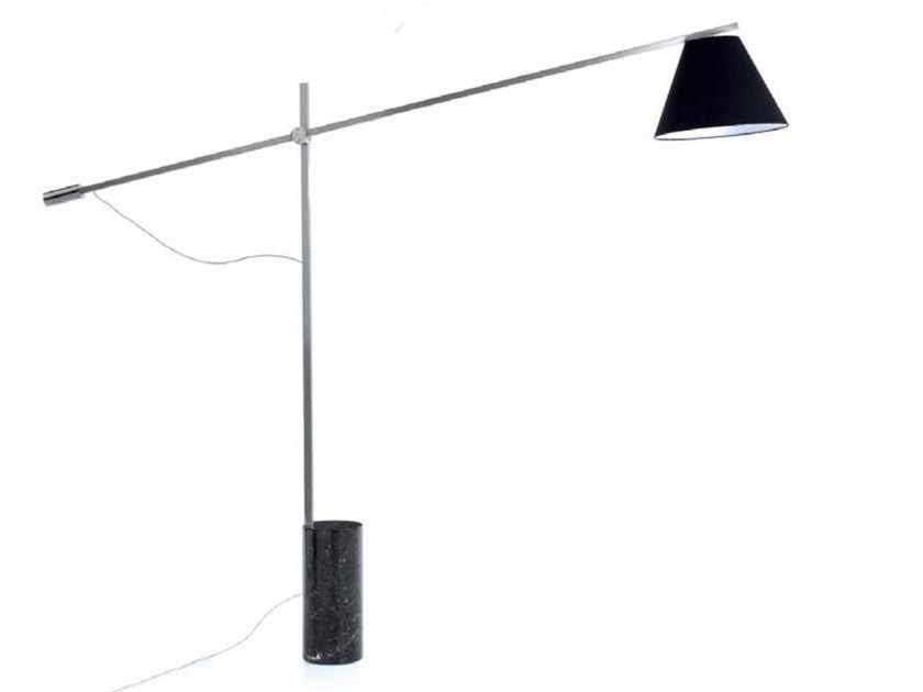 Adjustable floor lamp LIBRA - Cattelan Italia