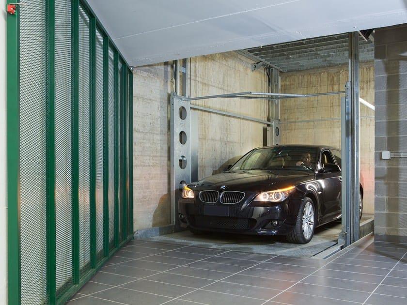 Montauto ip1 cm ff42 idealpark - Garage sotterraneo ...